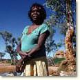 femme aborigène